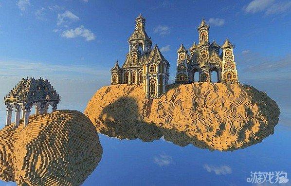 我的世界 > 正文    据说是用一个漂浮在空中的土豆建成的一座城堡,效图片