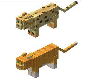我的世界合成表之豹猫 游戏狗我的世界专区