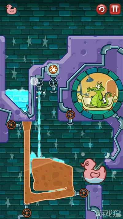 鳄鱼小顽皮爱洗澡神秘鸭攻略10-18桶制作机4