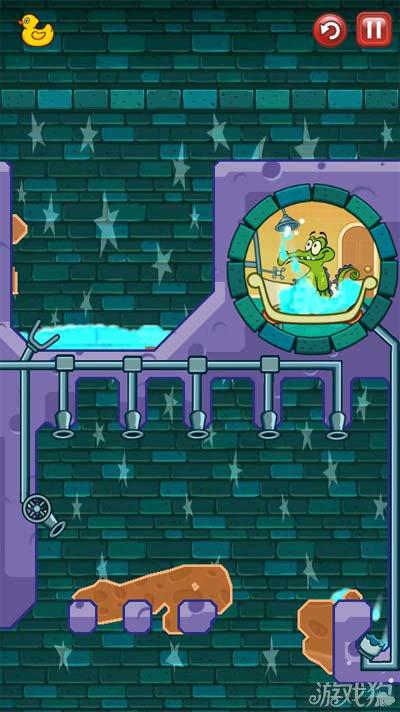 鳄鱼小顽皮爱洗澡神秘鸭攻略10-20干着露1