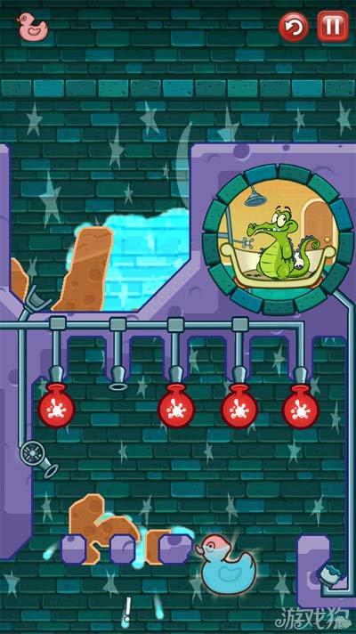 鳄鱼小顽皮爱洗澡神秘鸭攻略10-20干着露3
