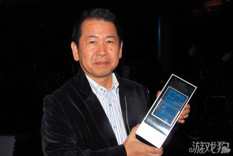 VR战士之父铃木裕将专程到访上海通耀1