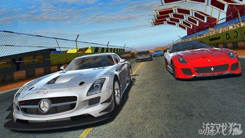 Gameloft与奔驰合作推出GT赛车23