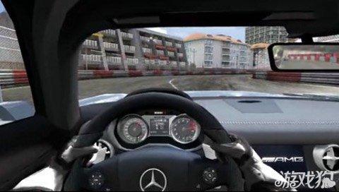 Gameloft与奔驰合作推出GT赛车21