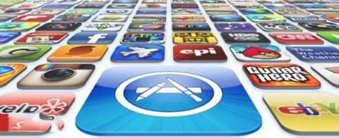Appsfire数据称AppStore应用将破100万大关1