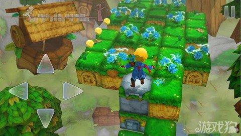 万能之树日前曝光:3D塞尔达式冒险解谜游戏1