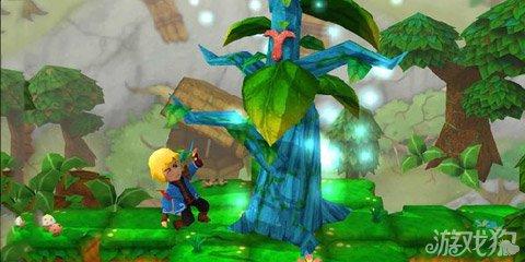 万能之树日前曝光:3D塞尔达式冒险解谜游戏3