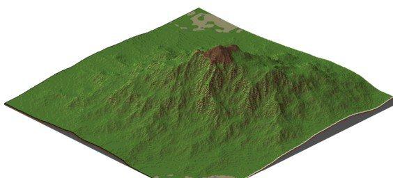 我的世界 > 正文     导入以后就是种树啊,布置生物群,给山上色啊什么