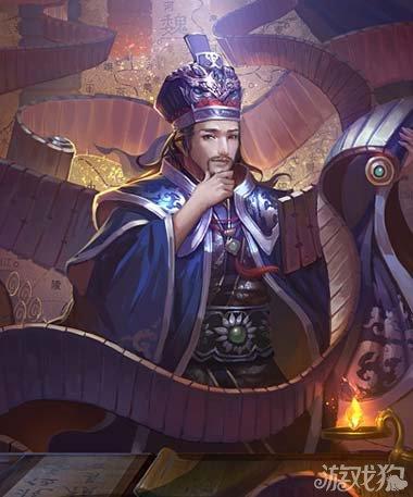 三国杀荀攸儒雅皮肤强势登场1
