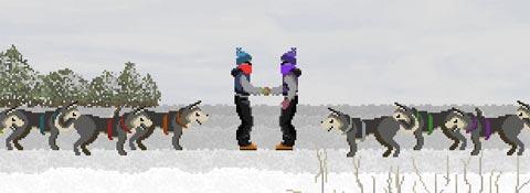 Dog Sled Saga即将登陆双平台1