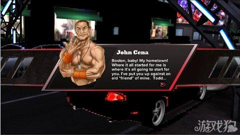 WWE:約翰·塞納快車道評測27