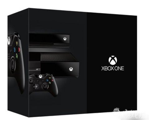 Xbox One入选2013年度十大突破性产品1