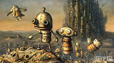機械迷城iPhone版已上架 重曆迷幻之旅3