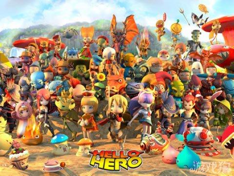 Hello Hero领衔 2013下半年必玩卡牌手游盘点1