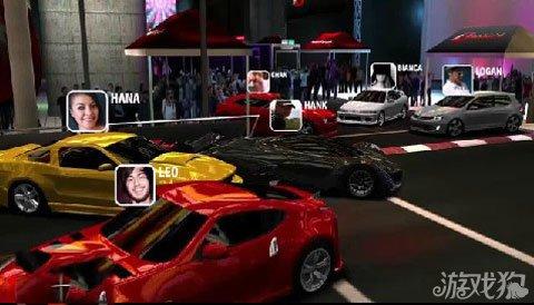 Racing Rivals即将登陆安卓 竞速大作来袭1