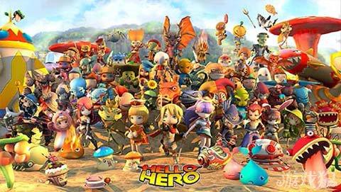 Hello Hero11月中开启不删档测试4