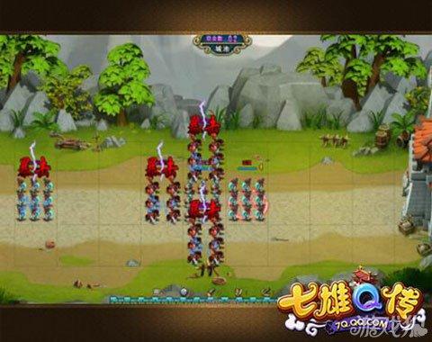 七雄Q传军师系统玩法详细解析