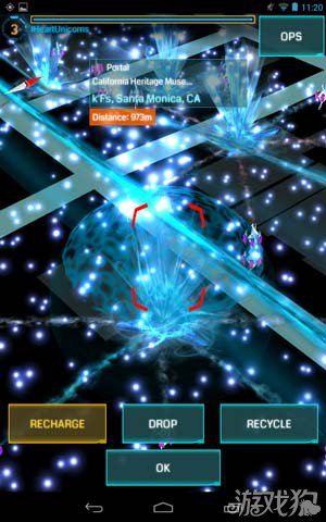 Ingress下月全面开放 现实增强游戏4