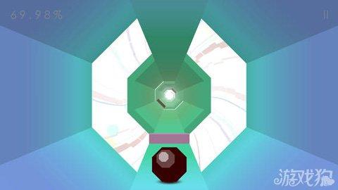 八角滚球登陆iOS 极简主义跑酷游戏4