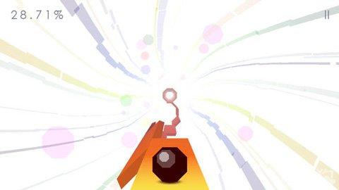 八角滚球登陆iOS 极简主义跑酷游戏2