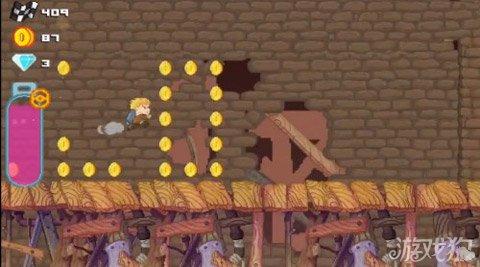 Miner Problem上架在即 欢乐像素跑酷手游2