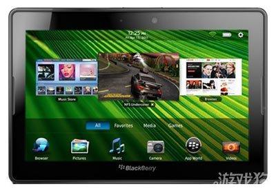 黑莓将推PlayBook 2平板电脑1