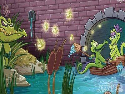 鳄鱼小顽皮爱洗澡2可爱小黄鸭来袭1