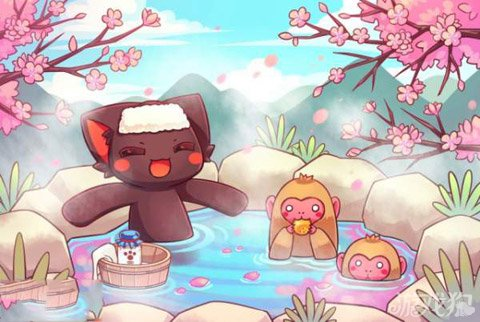 九藏喵大冒险预定2014年推出 萌猫卡牌新作1