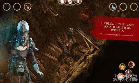 伊莎贝尔上架:暗黑风RPG动作冒险游戏1