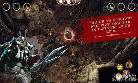 伊莎贝尔上架:暗黑风RPG动作冒险游戏3