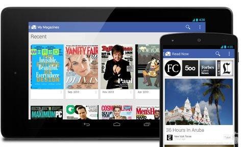 谷歌推Google Play报刊亭服务 将登陆iOS平台1