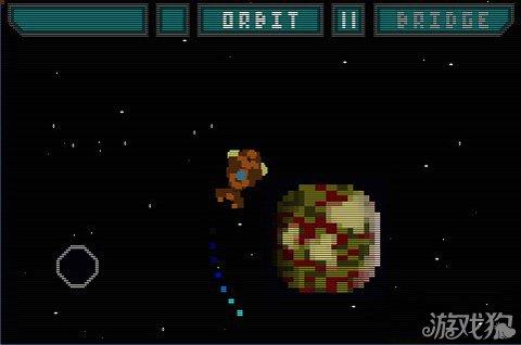 Tiny Trek游戏曝光:开放式太空探索新作3