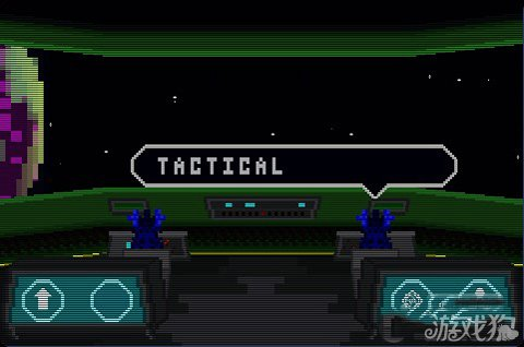 Tiny Trek游戏曝光:开放式太空探索新作2