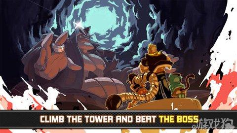 塔楼逃生格斗游戏获选苹果一周最佳3