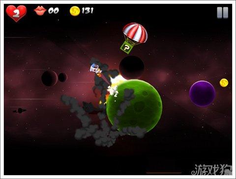 小小宇宙大救援登陆iOS平台:可爱物理闯关新游1