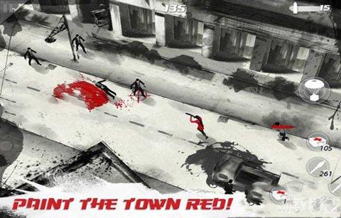 Bloodstroke即将上架:吴宇森首部游戏作品3