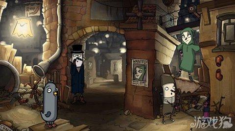 内心世界上架在即:2D解谜游戏3