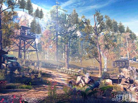 兄弟连3场景图爆出:Gameloft又一力作2