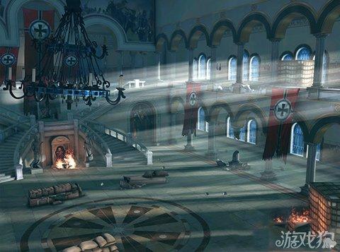 兄弟连3场景图爆出:Gameloft又一力作1