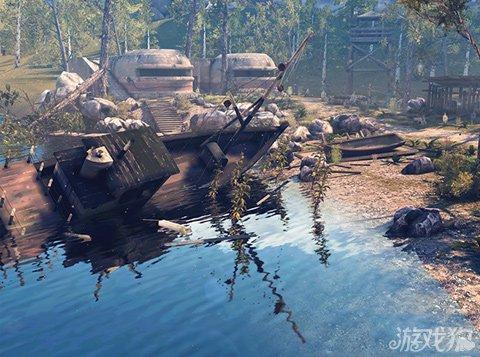 兄弟连3场景图爆出:Gameloft又一力作4