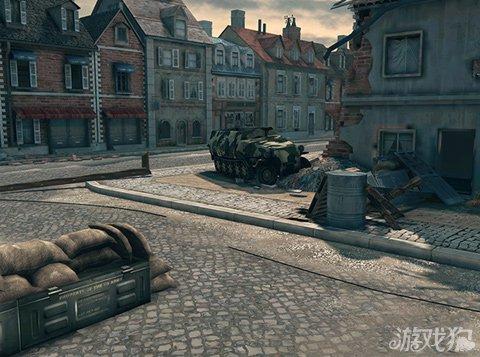 兄弟连3场景图爆出:Gameloft又一力作3