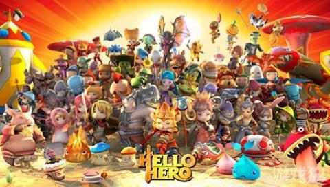 Hello Hero首次加入中国元素 西游记英雄乱入5