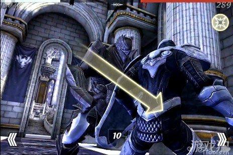 无尽之剑3泰坦黑暗骑士攻略2