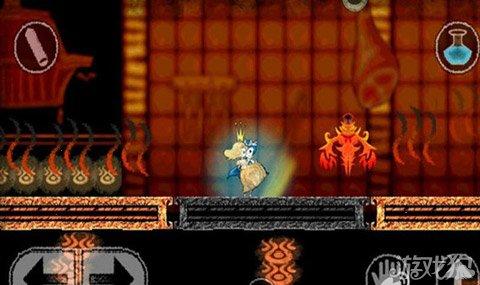 Dokuro上线移动平台 骷髅变王子2