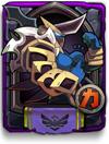 全民英雄流浪剑客紫卡牌数据大全7