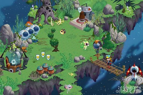 Outernauts游戏曝光:EA神秘新作2