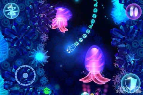 华丽荧光鱼上架 照亮回家的路5