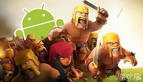 COC登顶Google Play收入榜 1