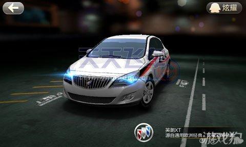 天天飞车英朗XT B级赛车介绍5