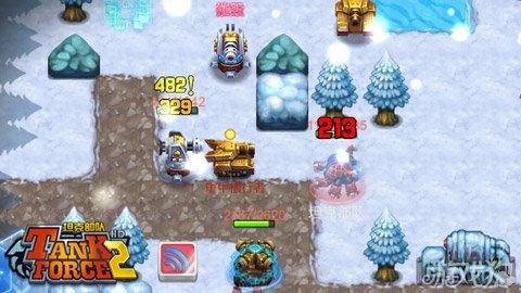坦克部队2玩家创意命名 NPC坦克很受伤3